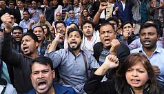 Rizvi: People spontaneously observing BNP's hartal
