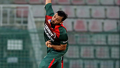 Captain Mashrafe on brink of 50 ODI...