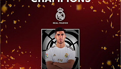 Real Madrid's Asensio wins gaming tournament...