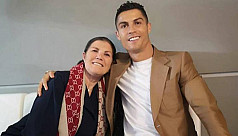 Ronaldo dashes to Madeira to see stroke-victim...