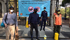 Covid-19: Gulshan society launches disinfecting...