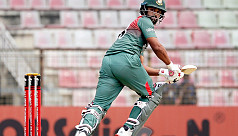 Bangladesh clinch series with Tamim's...