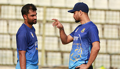 Mashrafe conveys faith for captain...