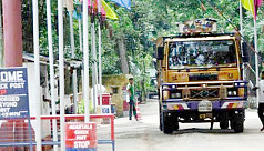Ban imposed on plying of truck, pickups for Savar municipal polls from Jan 15