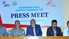 Bangabandhu Inter-School Basketball begins