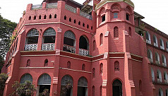 Central railway building: Blend of British...