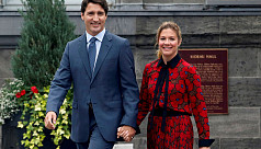 Canada PM's wife tests positive for new coronavirus