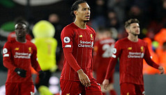 Van Dijk fears Liverpool will win title...