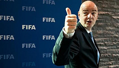 FIfa says no reason for Swiss authorities to investigate Infantino
