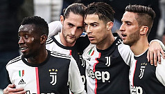 Juventus players agree to take pay reduction...