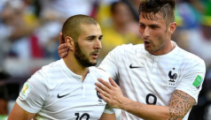 Benzema deepens France rift by ridiculing go-kart Giroud