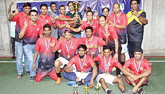 Gemcon clinch Dhaka Futsal Cup