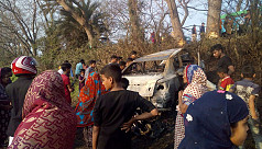 5 killed as private car cylinder explodes...
