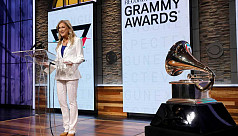 Grammy fires first female CEO