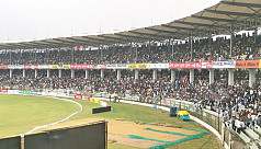 SICS packed with fans for Mashrafe...