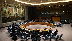In first, UN Security Council approves resolutions remotely