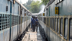India plans to turn some idle trains into Covid-19 isolation wards