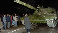 On March 11, 1990, Lithuania led the...