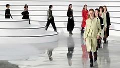 Jodhpurs for skirts at Paris Fashion Week
