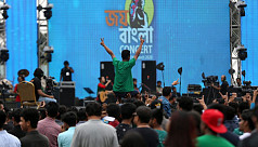 Joy Bangla concert rocks the nation