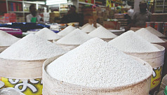 Govt cuts duty to allow import of rice...