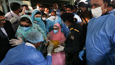 Khaleda in isolation until coronavirus...
