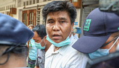 Myanmar journalist hit with terrorism charges over insurgents interview