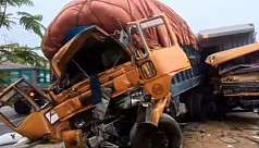 Road accidents claim 11 lives