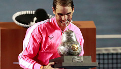 Nadal tops Fritz to win title in Acapulco