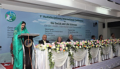 First multidisciplinary conference held...