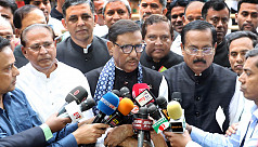 Quader: Denial of March 7 tantamount to denial of independence