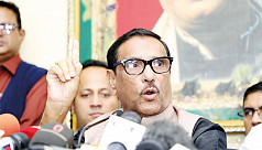 Quader: BNP lawmakers' protest against budget amounts to contempt of parliament