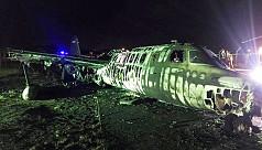 8 die as medevac plane explodes during take-off in Manila