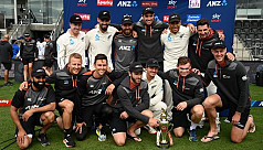 New Zealand thrash India by seven wickets...