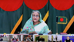 Hasina calls for amassing Saarc resources...