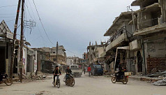 Deadly clashes erupt in Syria's Idlib...