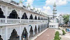 Anderkilla Shahi Jame Masjid: A monument...