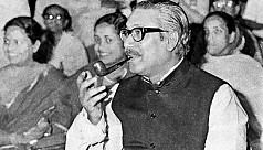 47 years of Bangabandhu's Joliot-Curie Medal Saturday