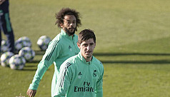 Courtois, Marcelo to miss City clash