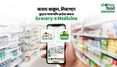 Shohoz now offers medicine, grocery delivery