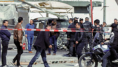 Blast near US Embassy in Tunisia kills policeman