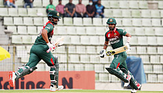 Mashrafe signs off with 50th ODI win...