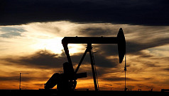 Oil prices hit below $0