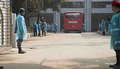 142 Italy returnees being quarantined...