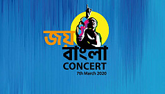 Joy Bangla Concert to rock Dhaka on March 7
