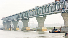 Padma Bridge shooting: Chinese company expresses regret, Bangladesh Railway committee formed