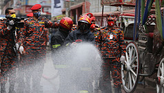 176 Fire Service members infected with...