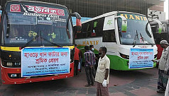 Labourers leave Chittagong for haor...