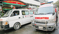 Coronavirus: Ambulance drivers reluctant to use protective gear