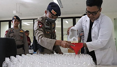 Bali's miracle: Turning wine into hand sanitizer
